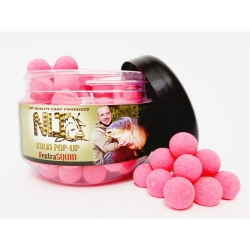NLT BOILIES - Kulki POP-UP #extraSQUID 10mm 80g-3412
