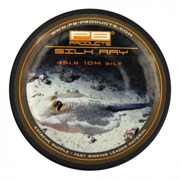 PB Product Silk Ray 65lb Gravel 10m - leadcore bez rdzenia-4960