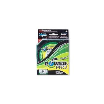 Plecionka Power Pro 0,15mm 135m 9kg/20lb Hi-Vis Yellow-5195
