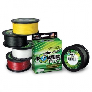 Plecionka Power Pro 275m 0,23mm 15kg 33lb Moss Green-744